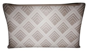 Hot Chevron Style Cream / Beige Clutch