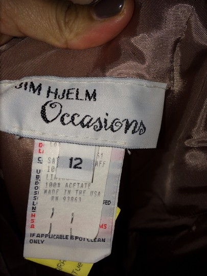 Jim Hjelm Occasions Bridesmaid/Mob Dress Size 4 (S)