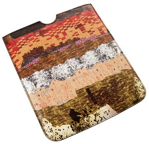 Givenchy Givenchy Multicolor Printed Ipad/Tablet Sleeve