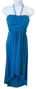 Blue Maxi Dress by City Trends
