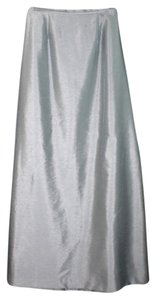Adrianna Papell Occasions Evening Party Formal Long Skirt LIGHT TEAL