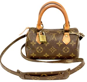 Louis Vuitton Speedy Boston Artsy Alma Shoulder Bag