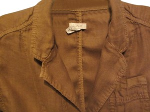 J.Crew golden brown Blazer