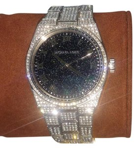 Michael Kors Pave Crystals Channing Watch