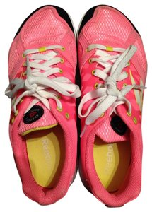 2576b47f05cc9d Women s Pink Reebok Shoes - Up to 90% off at Tradesy