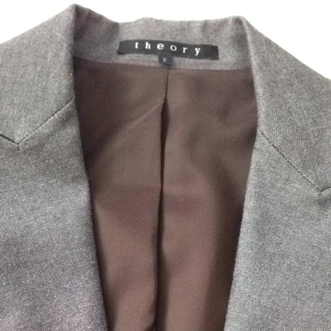 Theory Gray Blazer