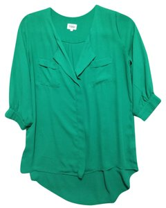 Tobi Top Green