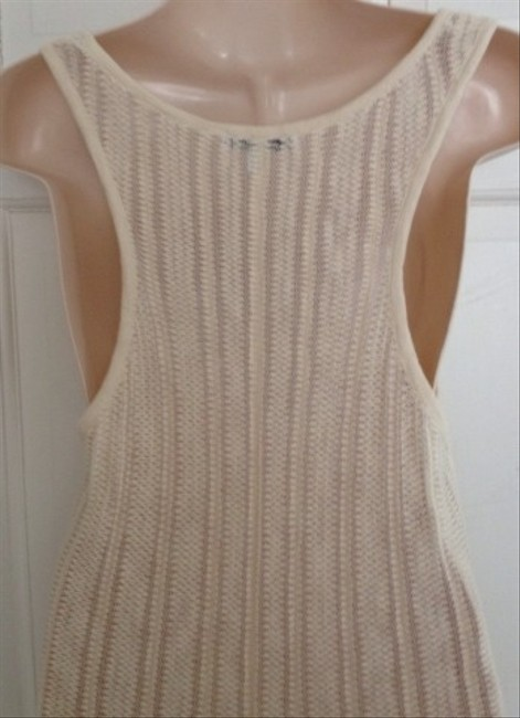 American Eagle Outfitters short dress Cream Off White on Tradesy