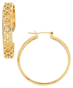 Tory Burch Tory Burch Kinsley Hoops