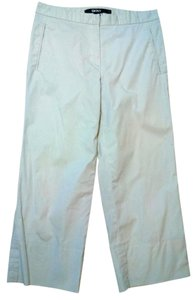 DKNY Cropped Size 8 Capri/Cropped Pants beige