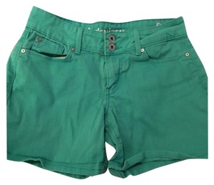 Levis Shorts Cut Off Shorts Teal