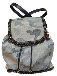 Stella McCartney Falabella Camouflage Backpack