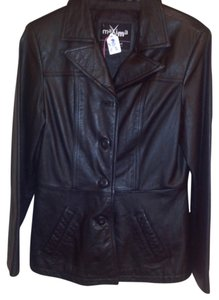 Maxima Leather Leather Jacket