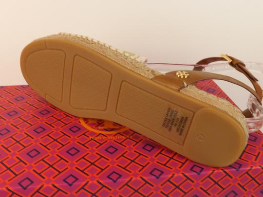 Tory Burch ivory/olive/royal tan Sandals Image 6