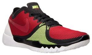 Nike Black/Team Red/University Red/Volt Athletic