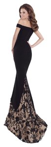 Tarik Ediz Size 12 Color Evening Mother Of Brid Dress