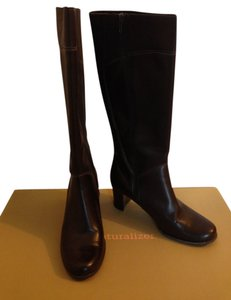 Naturalizer Dark Brown Boots