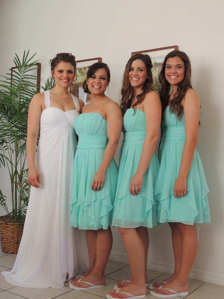 Davids Bridal Spa Polyester F14169 Destination Bridesmaidmob Dress