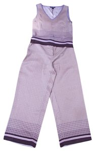 Rozae Nichols 2 piece 100% silk Summer pants