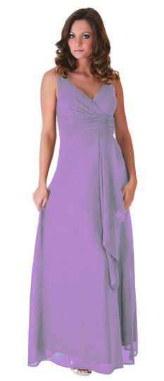 Preload https://img-static.tradesy.com/item/8507581/purple-chiffon-long-draping-v-neck-sizesmall-formal-bridesmaidmob-dress-size-4-s-0-0-540-540.jpg