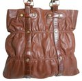 Via Spiga Shoulder Tote in Carmel Brown Image 0