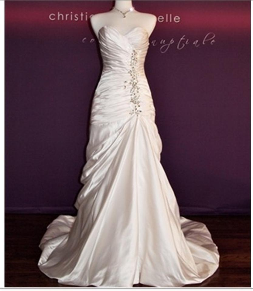 Pnina tornai pnina inspired bridal gown fraction of the for Pnina tornai wedding dress cost