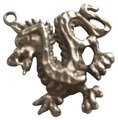 Other Sterling silver Dragon Charm Image 0