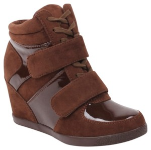 Wanted Vegan Wedge Breathable Vegan Chocolate Athletic