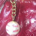 Juicy Couture Wristlet in Red Image 1