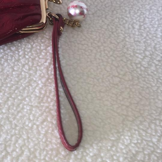 Juicy Couture Wristlet in Red Image 4
