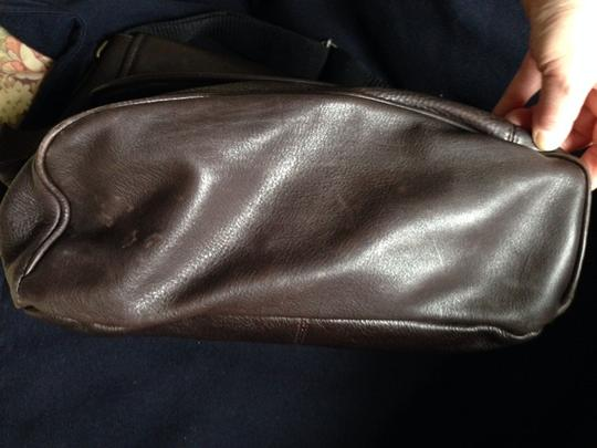 Made in Columbia S.A. Brown Messenger Bag