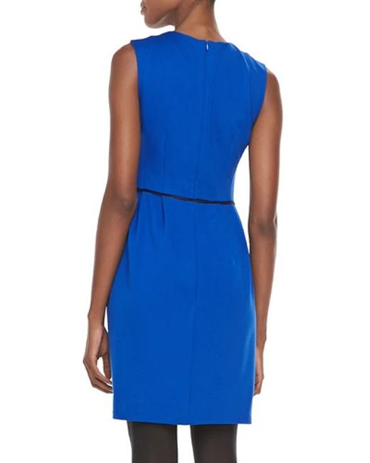 Nanette Lepore Fitted Sheath Sale Sale Office Wear Holiday Party Girls Night Out Date Night Dress Image 3