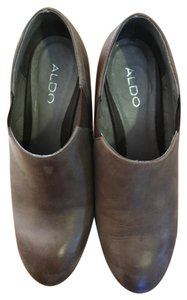 ALDO Wedge Brown Boots