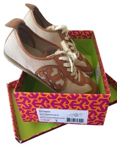 Tory Burch Sneakers Brown Flats