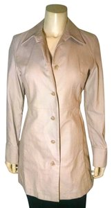Banana Republic Jacket Size Small P1830 Trench Coat