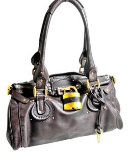 Besson Satchel in Brown