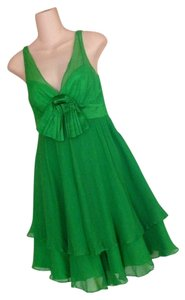 Betsey Johnson Designer Chiffon Dress