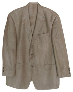 Jos. A. Bank Vintage Mens Men tan Blazer