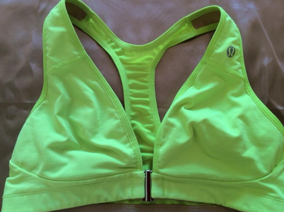 30c322d4d81 Lululemon Ray Lift   Separate Activewear Sports Bra Size 6 (S