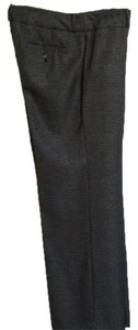 Jones New York Wide Leg Pants Black/white tweed