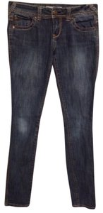 Vanilla Star Skinny Jeans-Medium Wash