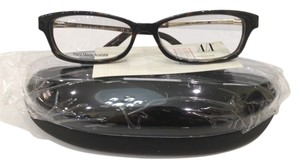 A|X Armani Exchange New Armani Exchange AX239 Color AQT Tortoise Plastic Eyeglasses Frame 52mm