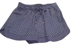 Zara Dress Shorts Blue