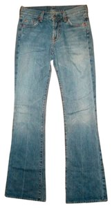 7 FOR ALL MANKIND Size 25 Straight Leg Jeans