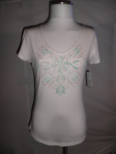 Biza T Shirt White