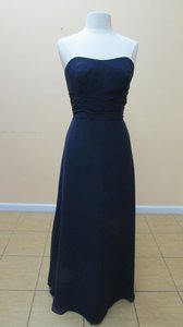 Alfred Angelo Navy 7386l Dress