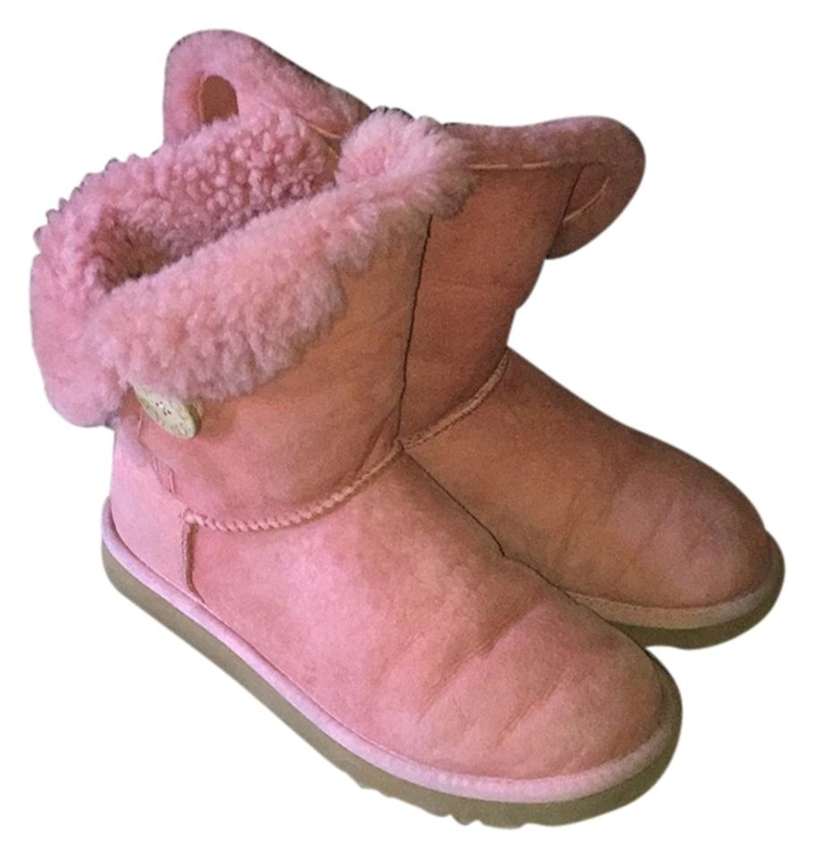 pink ugg boots size 4. Black Bedroom Furniture Sets. Home Design Ideas