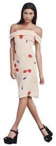 Reformation Carrera Cherries Dress