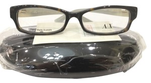 A|X Armani Exchange New Armani Exchange AX233 Color 1GT Tortoise Plastic Eyeglasses Frame 50mm