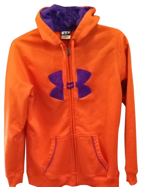 Item - Orange/Purple Activewear Outerwear Size 8 (M, 29, 30)